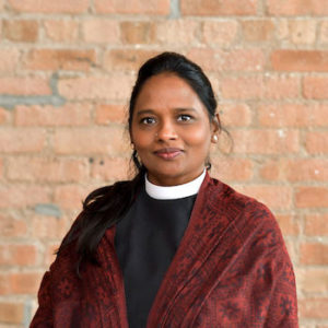 Rev. Sunitha Mortha | Portrait