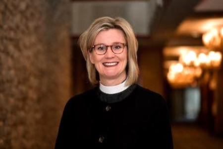 Rev Amy Aimonette Synod Council 2020