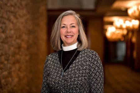 Rev Betty Landis Synod Council 2020