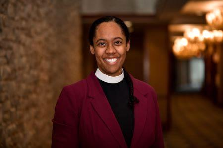 Rev Christina Klein Synod Council 2020