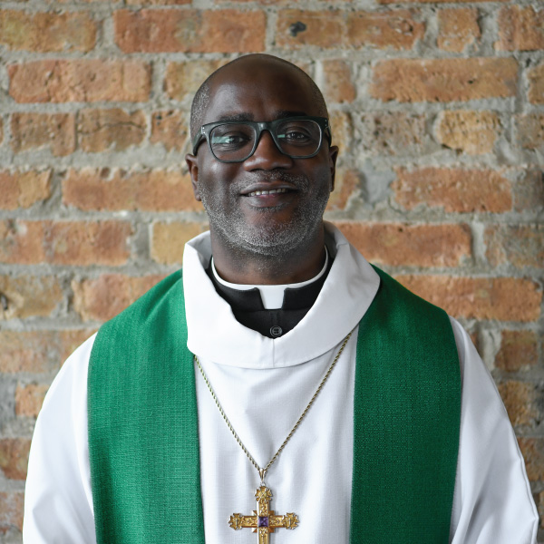 Bishop Curry MCSELCA